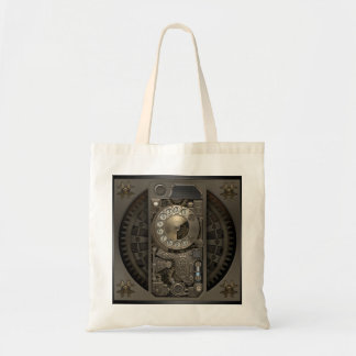 Steampunk Device - Rotary Dial Phone. Tote Bag