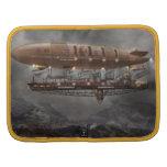Steampunk - dirigible no rígido - dirigible Maximu Organizadores