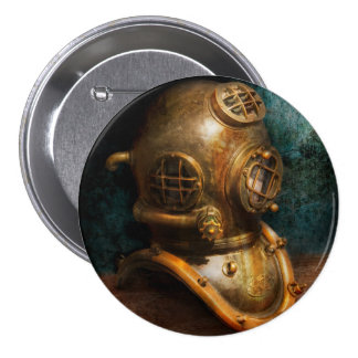 Steampunk - Diving - The diving helmet Buttons