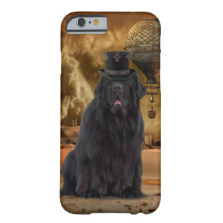 Steampunk Dog Phone Case Barely There iPhone 6 Case