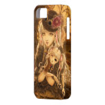 Steampunk Doll Face iPhone 5 Case