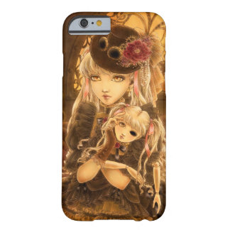Steampunk Doll Face iPhone 6 case