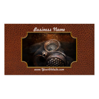 Steampunk - Doomsday Business Card