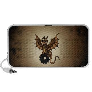Steampunk Dragon Speaker