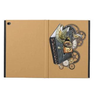 Steampunk dragon story book powis iPad air 2 case