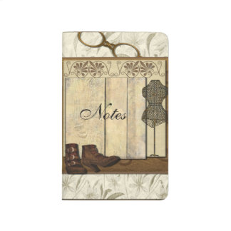 Steampunk Dressmaker Room Journal