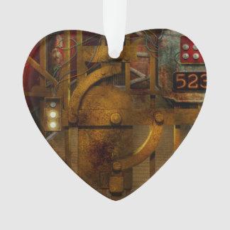 Steampunk - Dystopia - la cámara acorazada