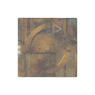 Steampunk - Dystopia - la cámara acorazada Imán De Piedra