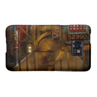 Steampunk - Dystopia - The Vault Galaxy S2 Cases