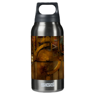 Steampunk - Dystopia - The Vault Insulated Water Bottle