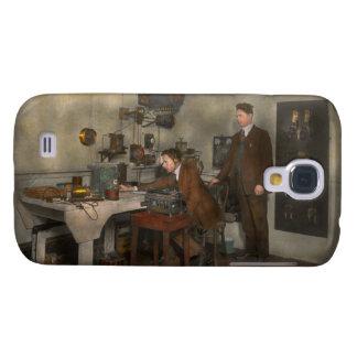 Steampunk - el aparato inalámbrico - 1905 funda samsung s4