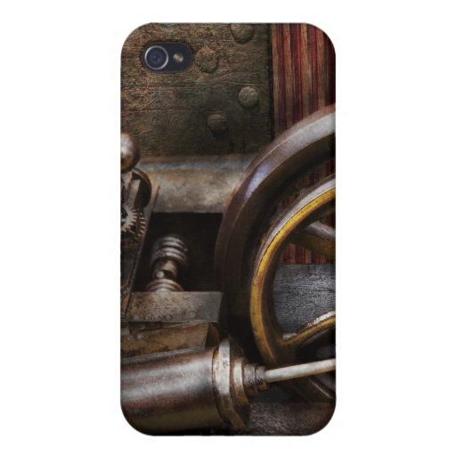 Steampunk - el chisme iPhone 4/4S carcasas