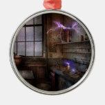 Steampunk - el científico enojado adorno
