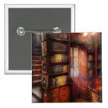Steampunk - el estudio semiprivado pin