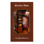 Steampunk - el estudio semiprivado plantillas de tarjetas personales