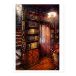 Steampunk - el estudio semiprivado tarjetas postales