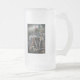 Steampunk - el motor de vapor taza de café