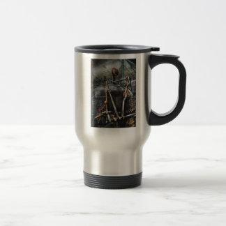 Steampunk - el motor de vapor tazas de café