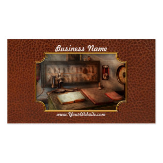 Steampunk - Electrical - My 9 to 5 job Double-Sided Standard Business Cards (Pack Of 100)