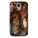 Steampunk - Electrical - My 9 to 5 job Galaxy S4 Covers