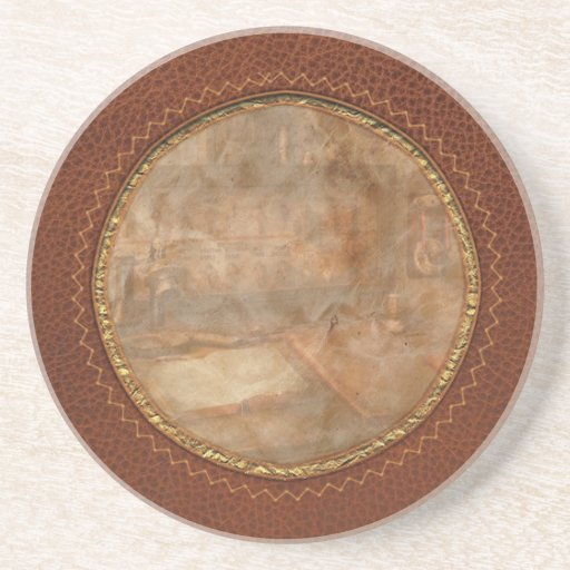 Steampunk - Electrical - My 9 to 5 job Beverage Coasters