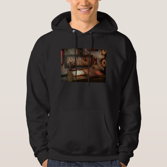 Steampunk - Electrical - My 9 to 5 job Hoodie