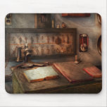 Steampunk - Electrical - My 9 to 5 job Mousepads