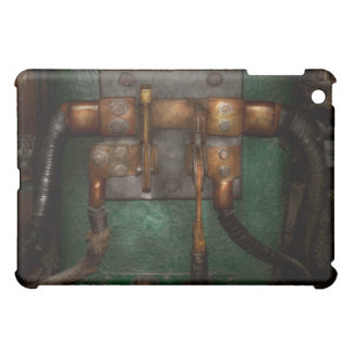 Steampunk - Electrical - Pull the switch iPad Mini Cases