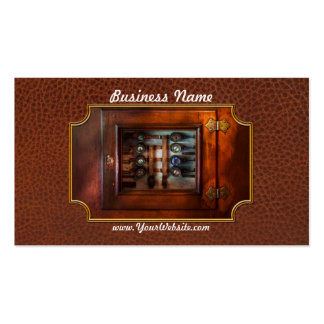 Steampunk - Electrical - The fuse panel Business Card