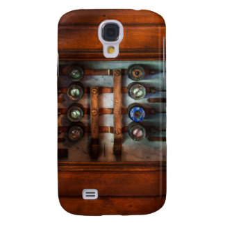 Steampunk - Electrical - The fuse panel Samsung Galaxy S4 Covers