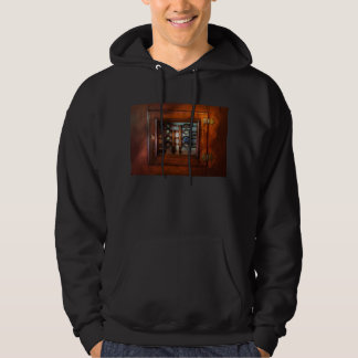 Steampunk - Electrical - The fuse panel Hoody