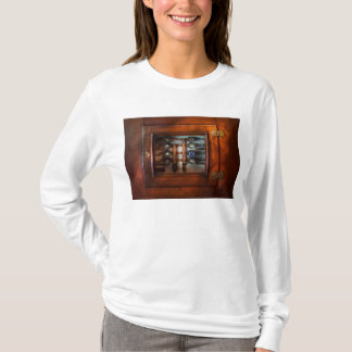 Steampunk - Electrical - The fuse panel T-Shirt
