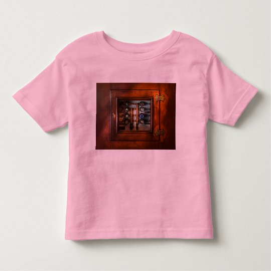 Steampunk - Electrical - The fuse panel Toddler T-shirt