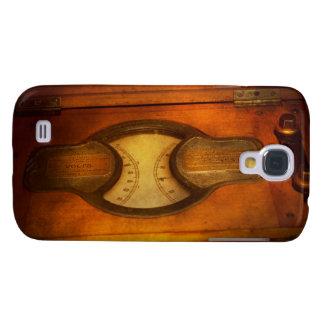 Steampunk - Electrician - The portable volt meter Samsung Galaxy S4 Case