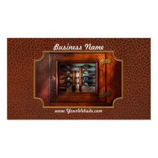 Steampunk - eléctrico - el panel del fusible tarjetas de visita