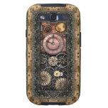 Steampunk elegante samsung galaxy s3 cárcasas