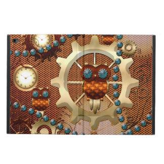Steampunk en diseño noble