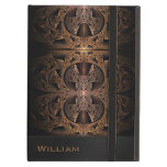 Steampunk Engine Abstract Fractal Artwork Case For iPad Air