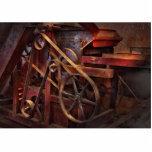 Steampunk - engranaje - correas y ruedas esculturas fotograficas
