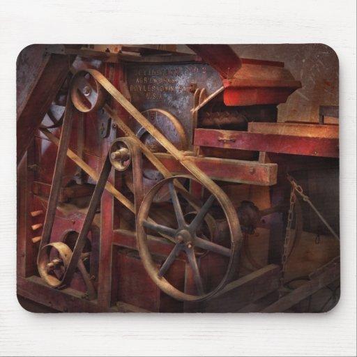 Steampunk - engranaje - correas y ruedas alfombrilla de raton