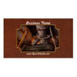 Steampunk - engranaje - fuera de servicio tarjeta de visita