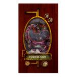Steampunk - Enteroctopus magnificus roboticus Business Cards