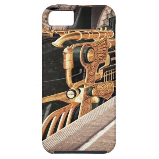 Steampunk Express Cover For iPhone 5/5S