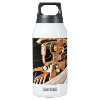 Steampunk Express Insulated Water Bottle