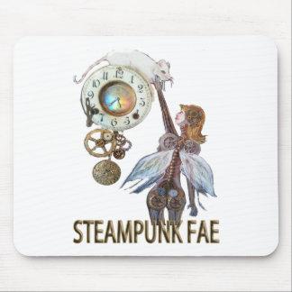 Steampunk Fae Alfombrilla De Ratón