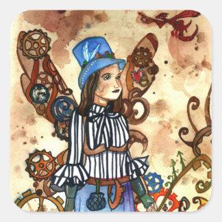Steampunk Fairy Stickers