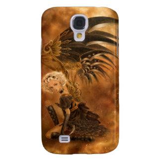 Steampunk Fallen Angel iPhone 3G/3GS Case