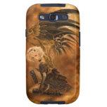 Steampunk Fallen Angel Samsung Galaxy Case Galaxy SIII Cover