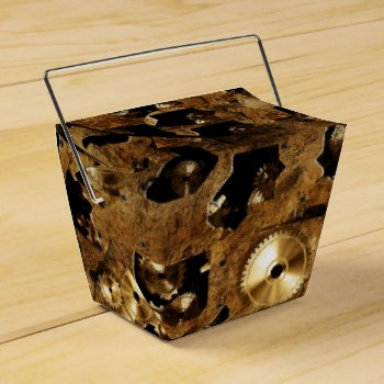 Steampunk Favor Box