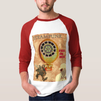 Steampunk ~ Feel The Heat T-Shirt